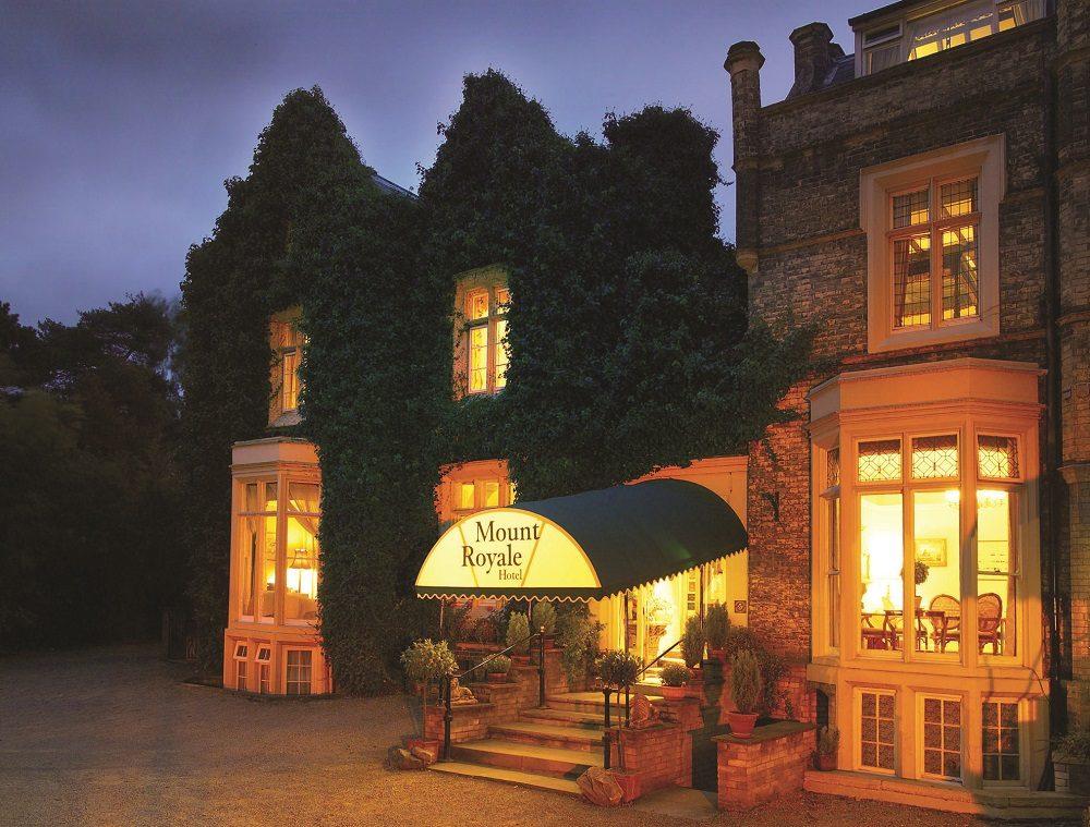 The Mount Royale in York: Sarah Jayne Dunn Reviews