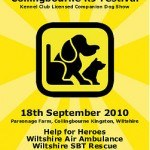 Join in the fun at the Collingbourne K9 Festival on September 18th 2010