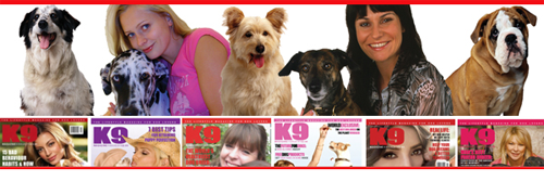Welcome to K9 Magazine!