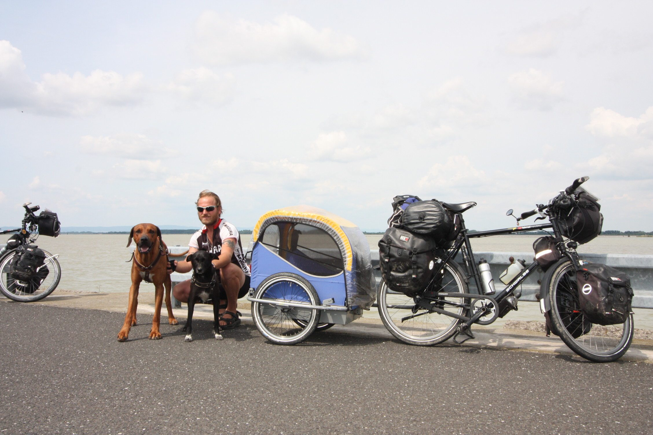 Journey of Our Life (So Far) - Europe To Asia By Bike
