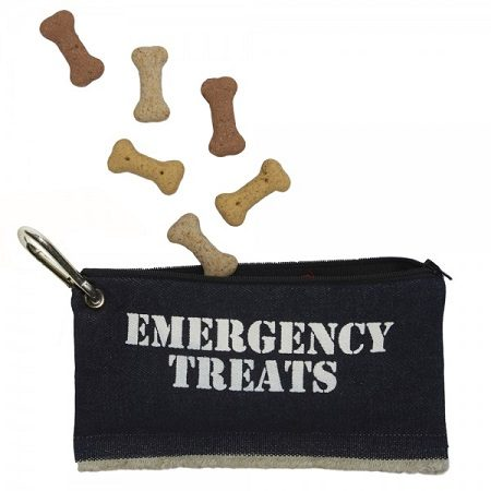Emergency Treats Pouch with Carabina
