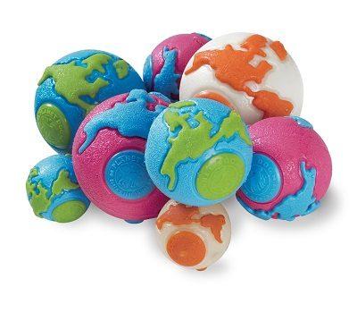 Orbee dog balls
