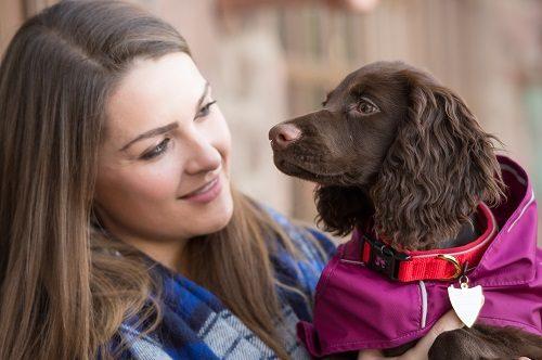 Anna Passey dog K9 Magazine