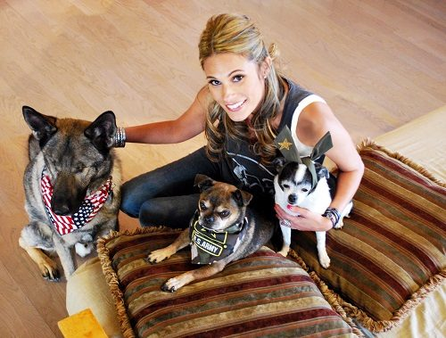 Interview with Bonnie-Jill Laflin