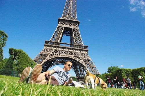 One Man & His Dog Discover How Pet Friendly France REALLY Is!