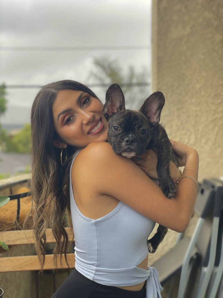 """Alondra Delgado: """"Dogs Are The Most Loving Creatures On Earth"""""""