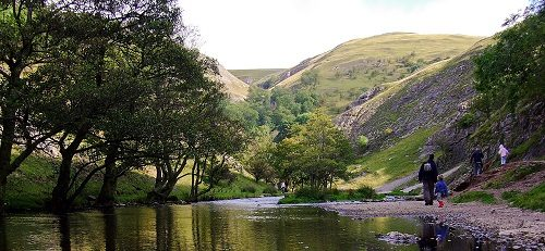 Discover Derbyshire's Most Popular Dog Walk (with a Link to the Past!)
