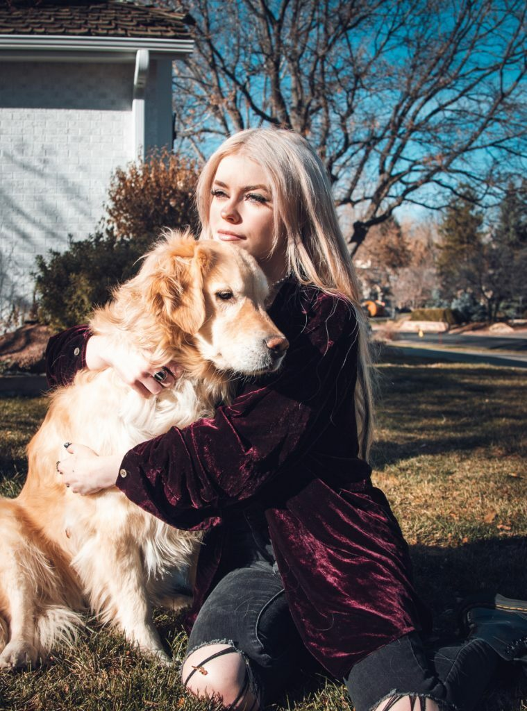 "Emma Norton ""I Like Dogs With A Rascally Personality"""