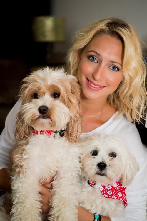 Ali Bastian, Molly and Mable Discover a Pet Friendly Retreat on the South Coast
