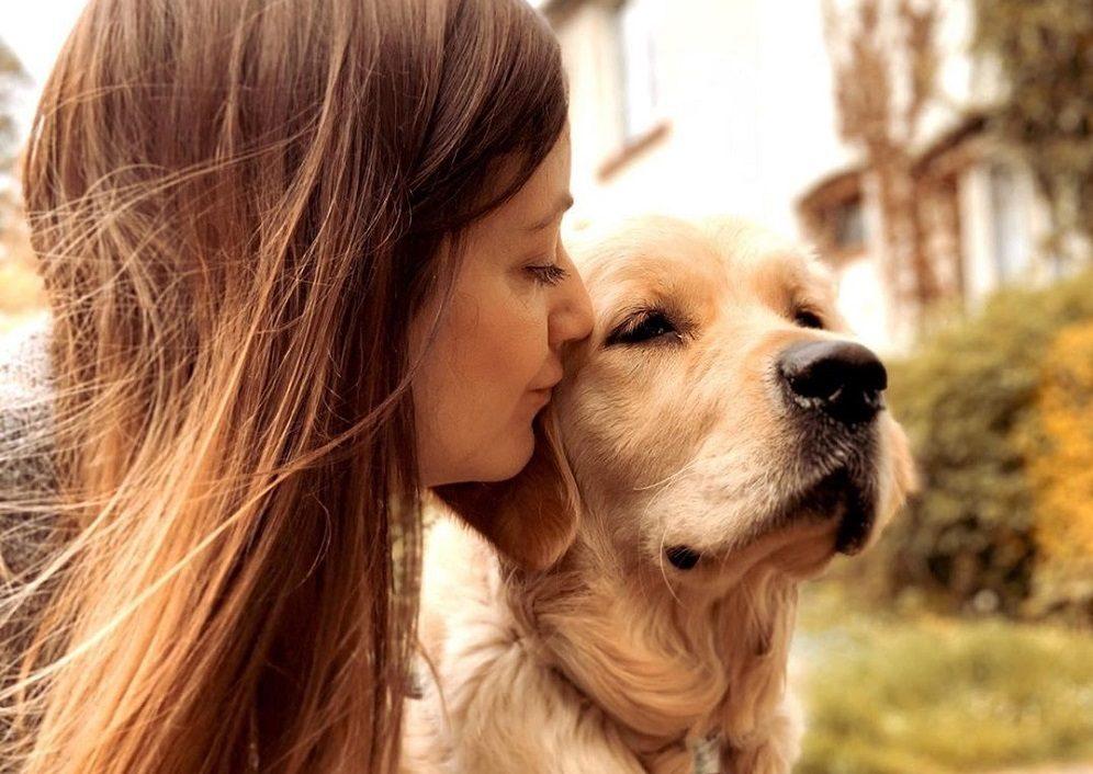 Me & My Dog: Gillian McAllister & Wendy