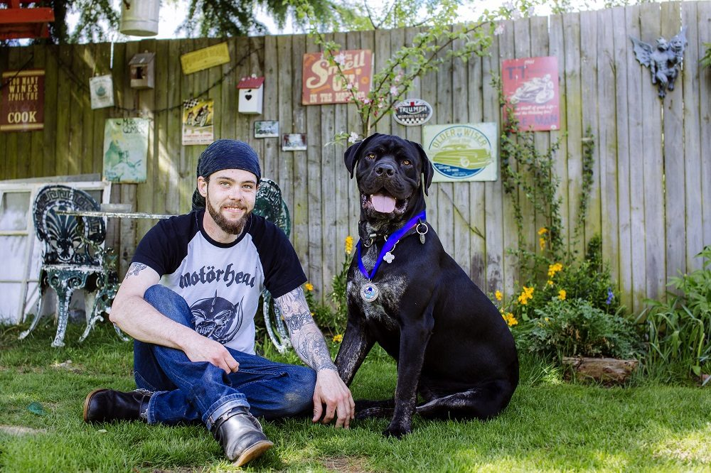 Meet the Dog Who Helped This Family to Battle Depression and Suicide
