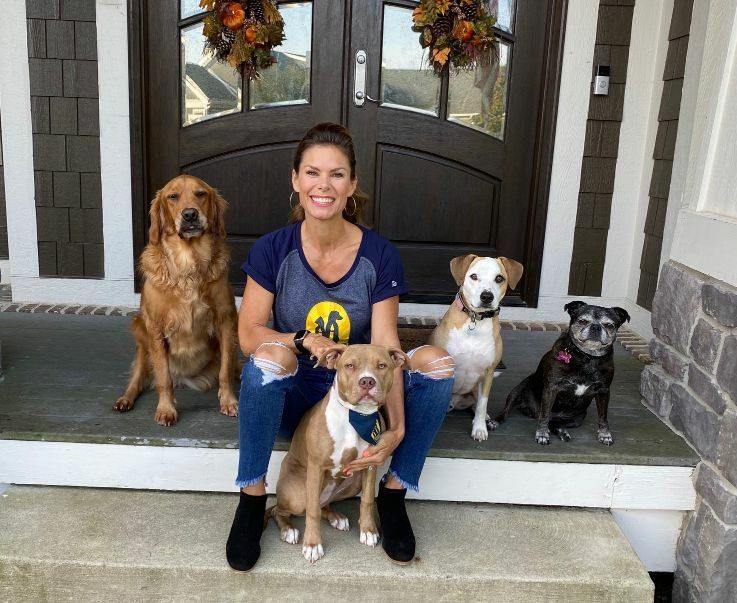 """Jamie Little """"My Dogs Are My Happy Place"""""""