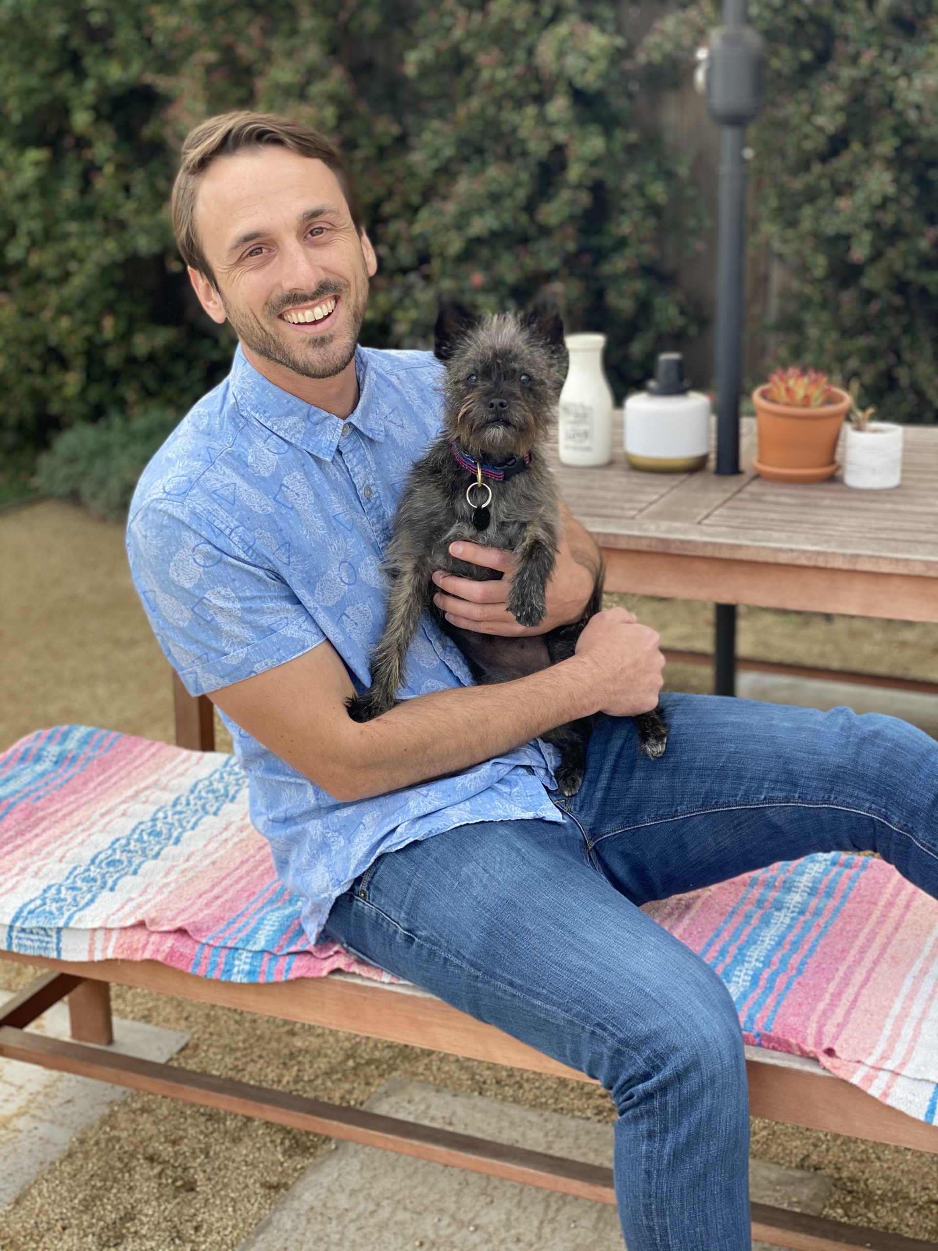 "Adam McArthur: ""Dogs Can Bring So Much Joy"""