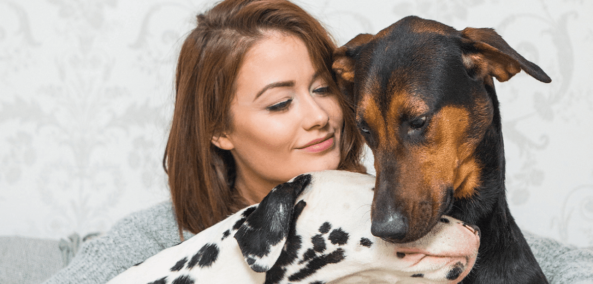 Jess Impiazzi: 'My Dogs Made Me a Better Person'