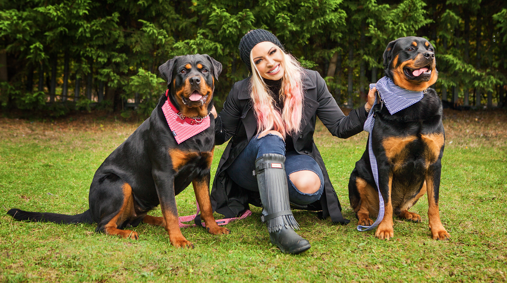 Jodie Marsh: 'I Truly Think That Dogs Are the World's Best Anti-Depressant'