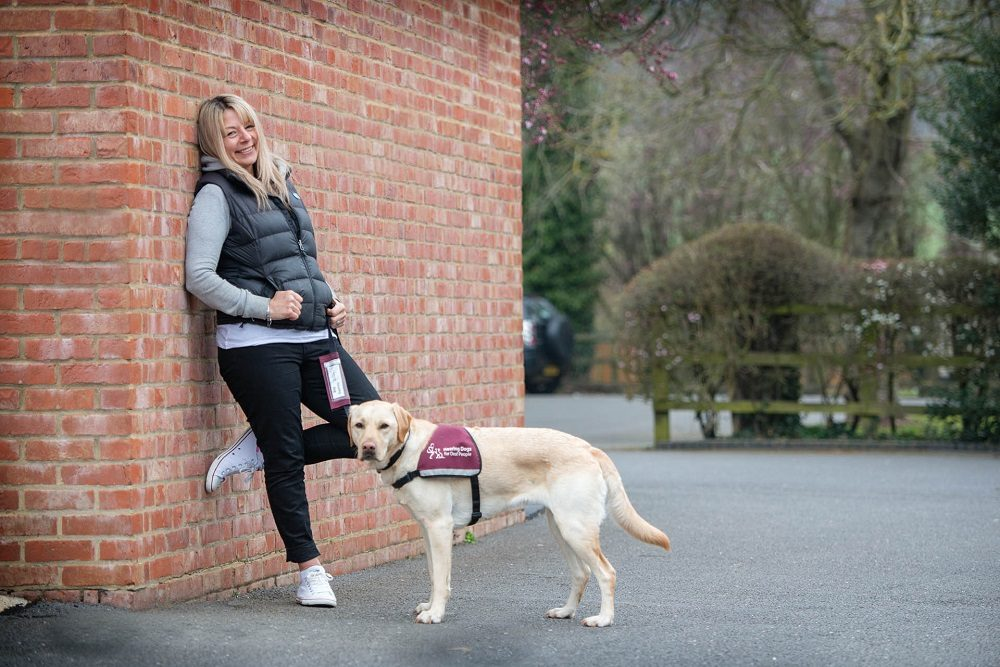 Tinnitus Sufferer Says: 'My Dog Saved My Life'