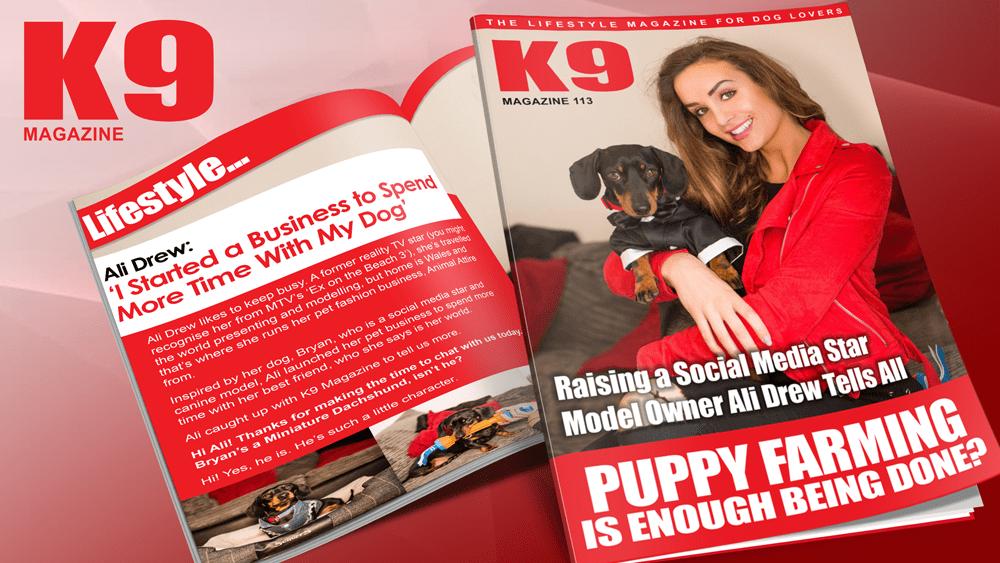 K9 Magazine Issue 113