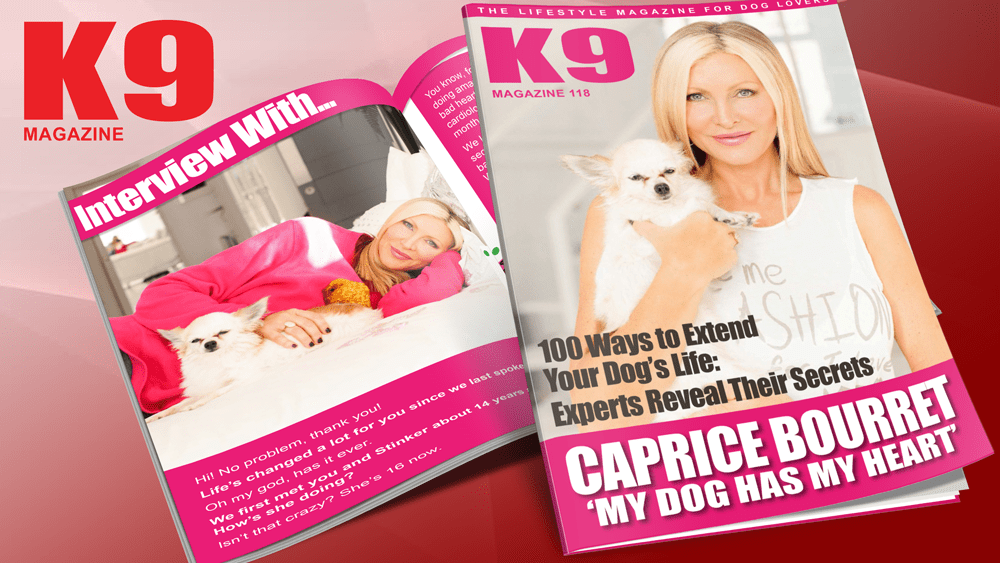 K9 Magazine Issue 118