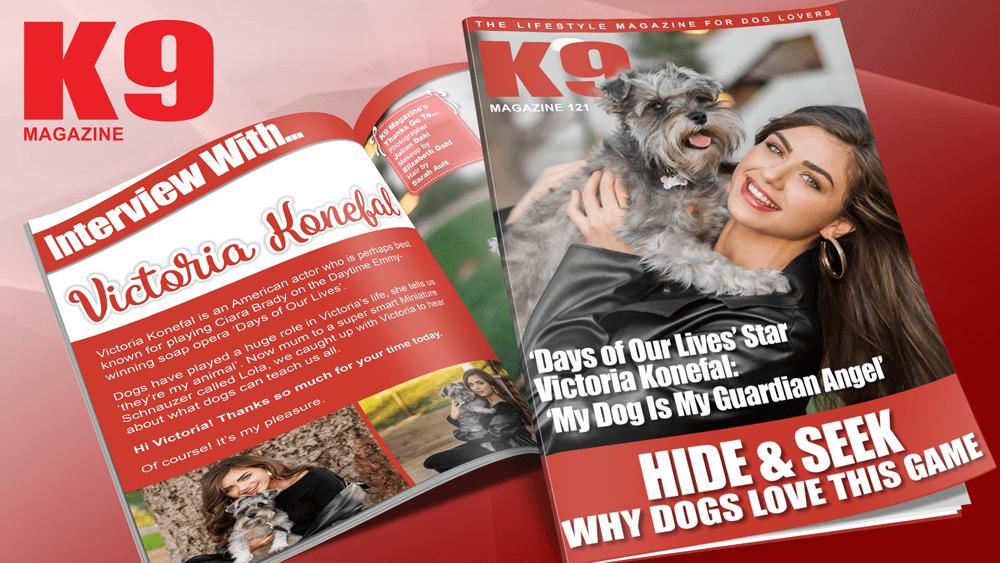 K9 Magazine Issue 121