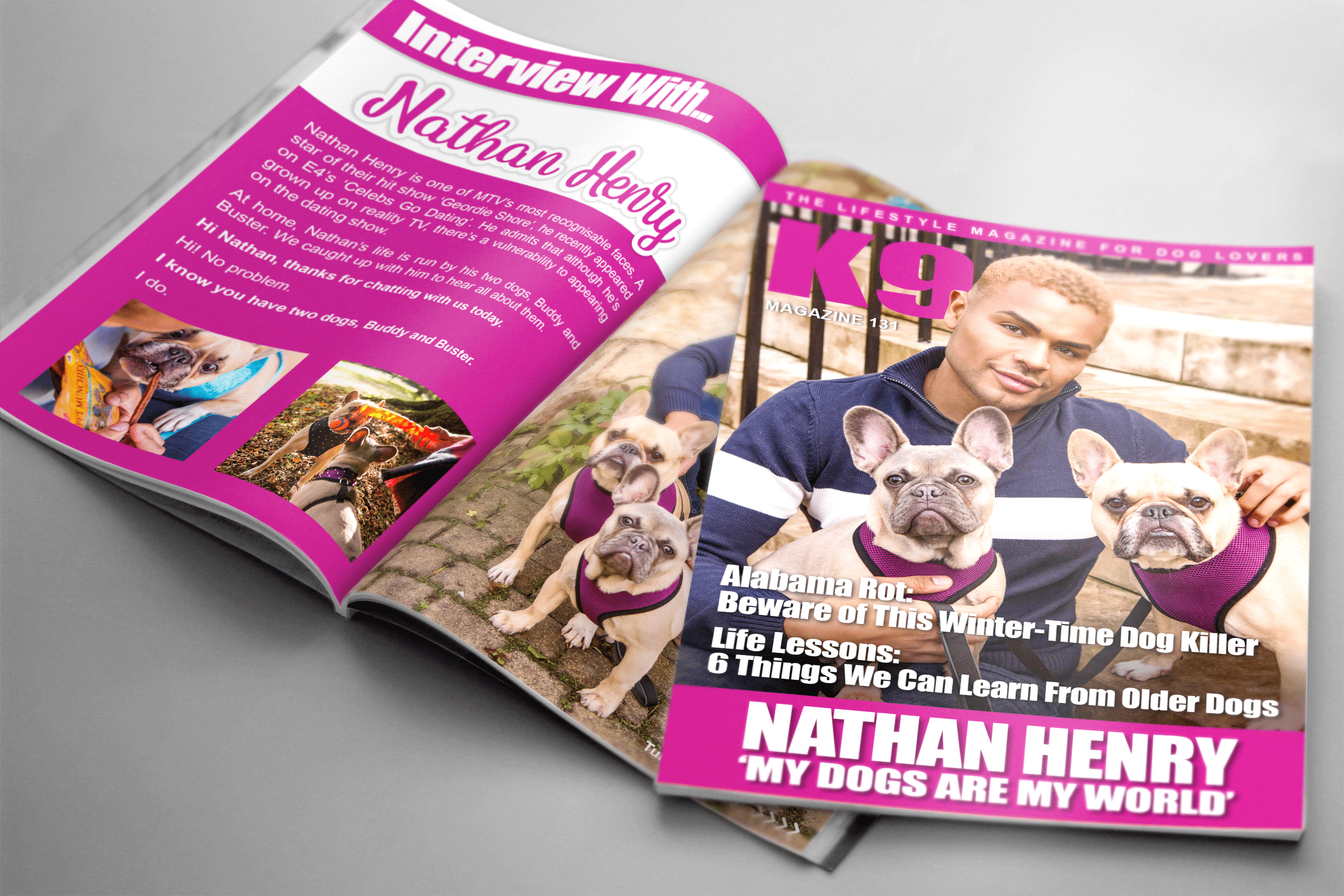 K9 Magazine Issue 131