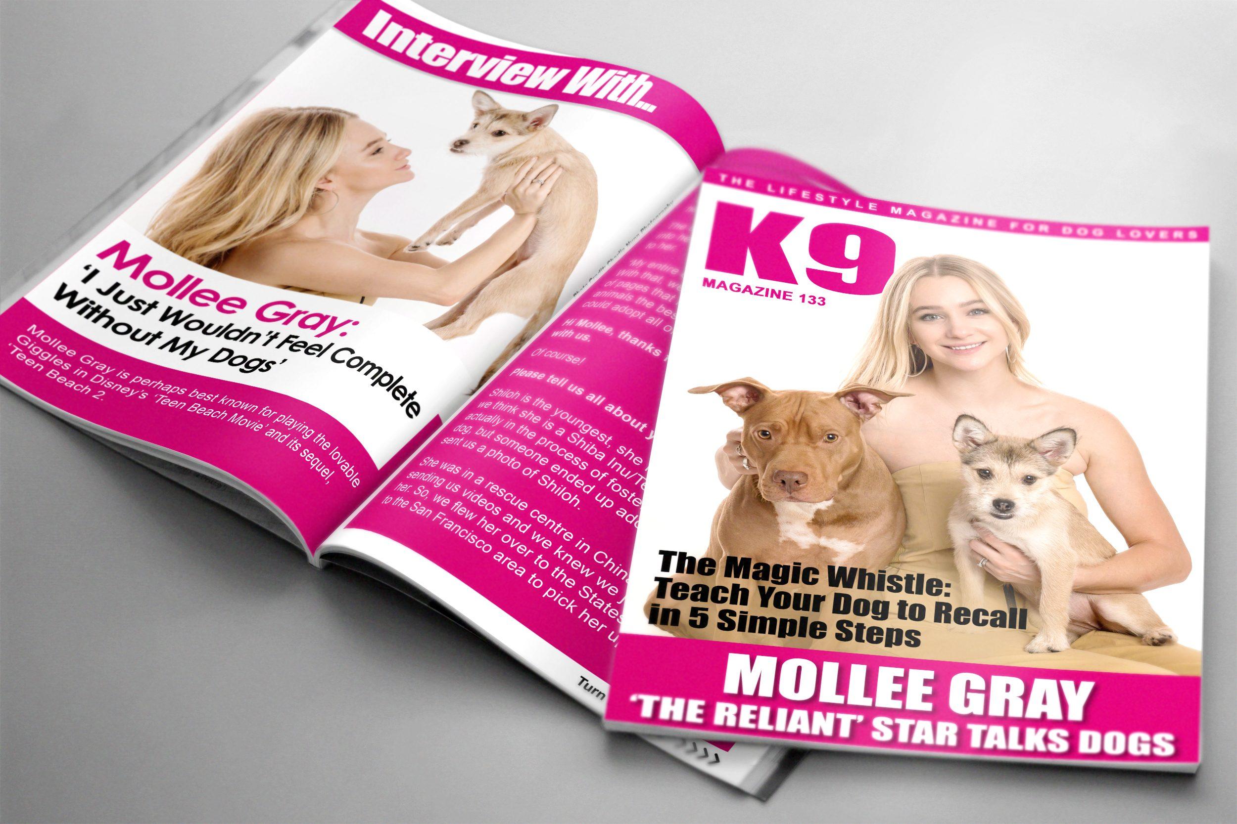 K9 Magazine Issue 133