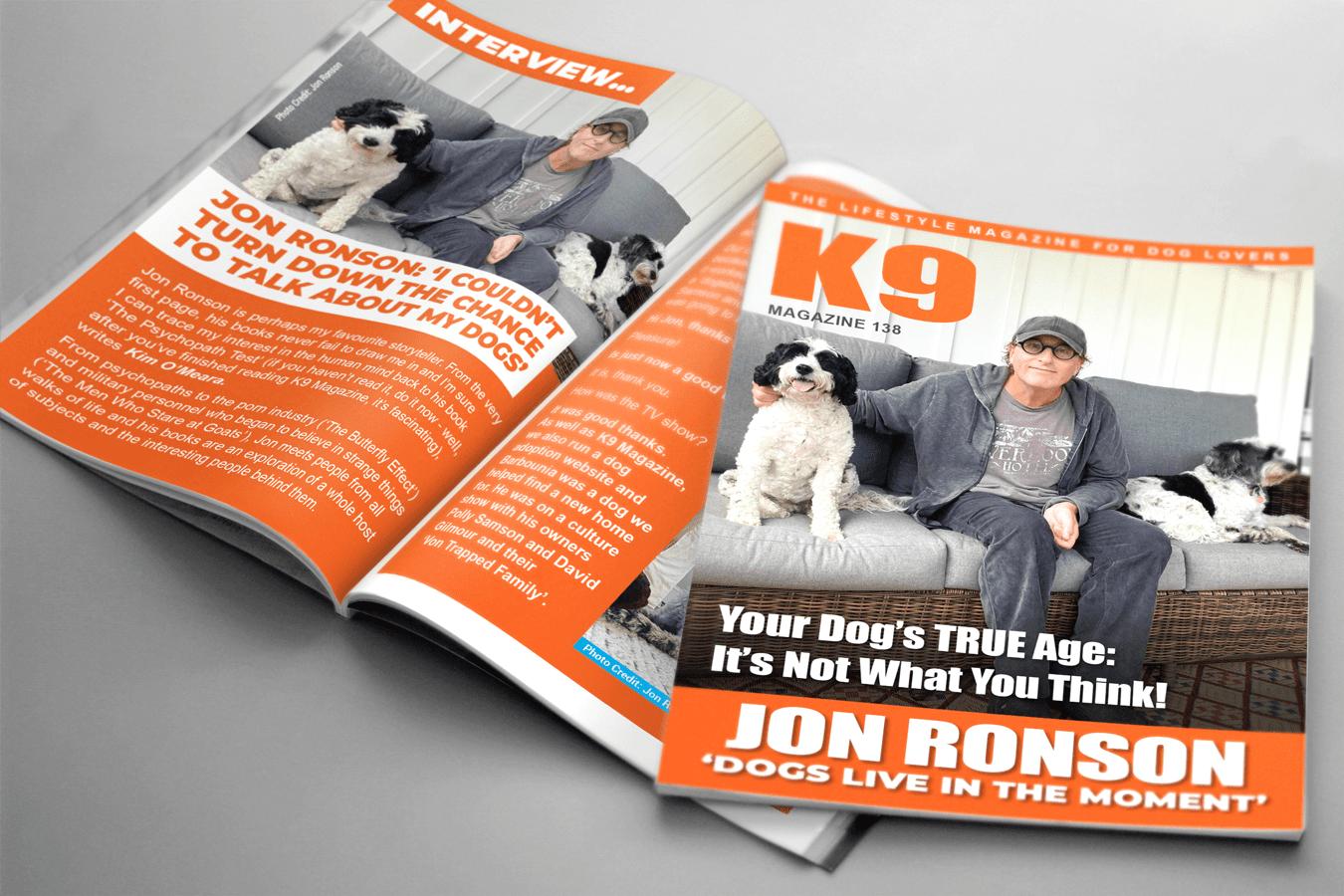 K9 Magazine Issue 138