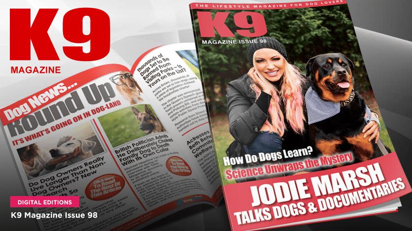 K9 Magazine Issue 98
