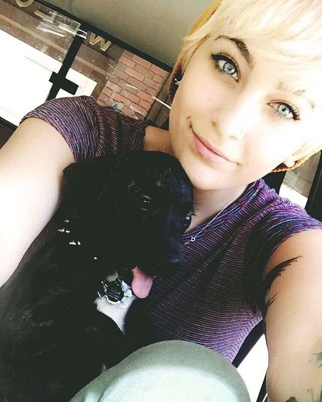 Paris Jackson Reveals Sweetest Bond Between Her & Her Dog: 'She Holds My Hand When the Going Gets Tough'