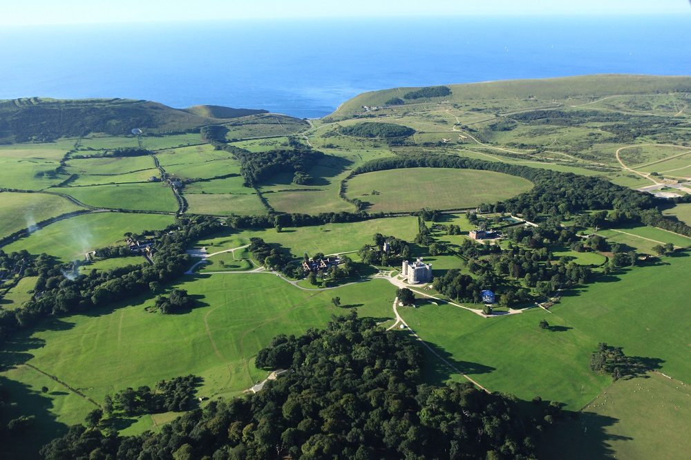 The Lulworth Estate in Dorset: Layla Flaherty Reviews
