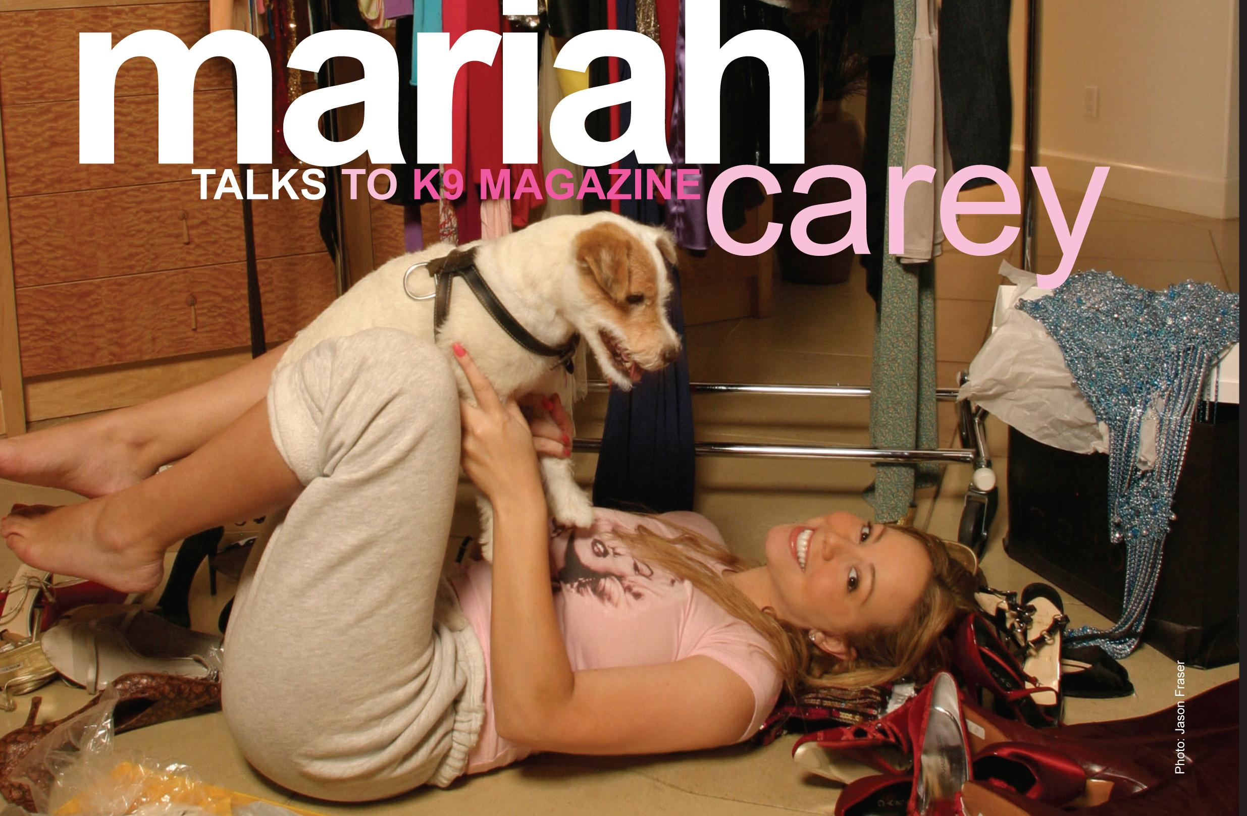 Rewind: Interview with Mariah Carey