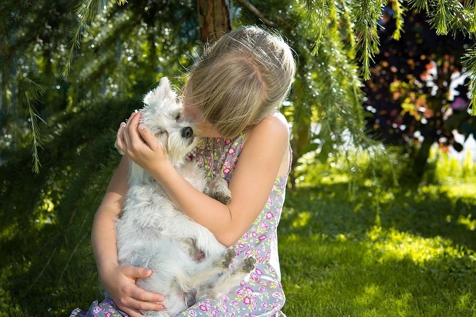 New Research Reveals Children With Dogs Grow up Healthier