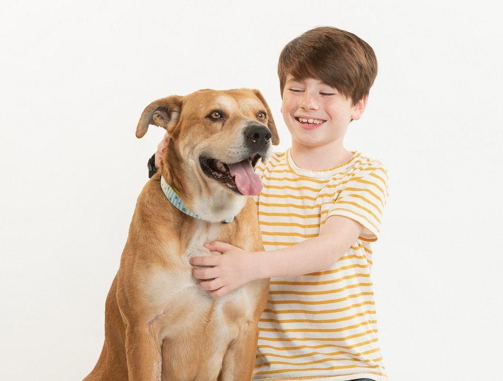 Disney's Paxton Booth on Why He Loves Pitbulls