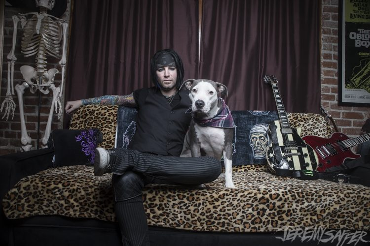 Faster Pussycat's Ace Von Johnson: 'Dogs Teach Us to Be Less Judgemental'