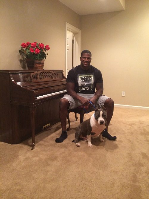 Interview with Kamerion Wimbley