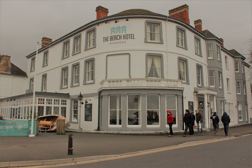 The Beach Hotel in Somerset: A Dog Friendly Hotel With a Difference