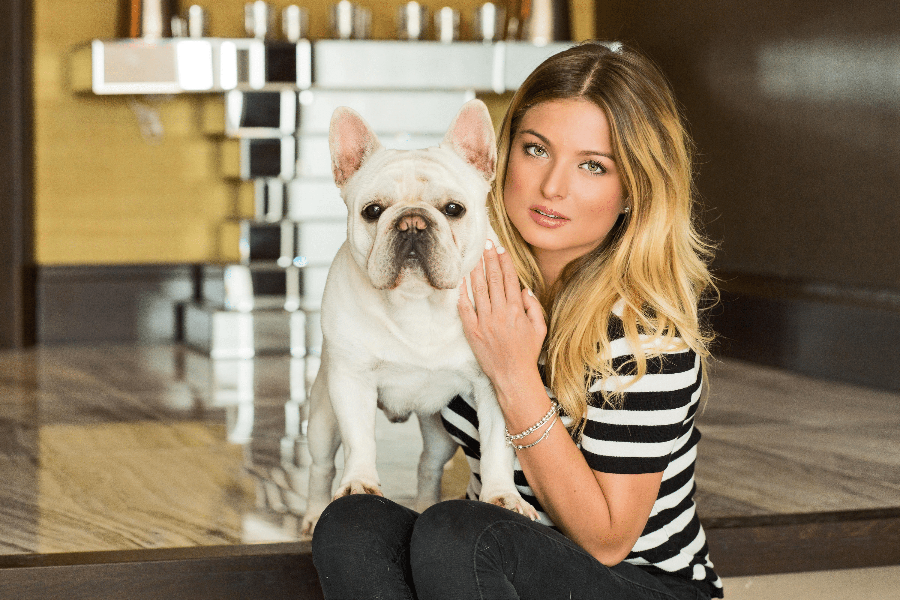 Zara Holland Introduces Her Dog & Talks Life After 'Love Island'