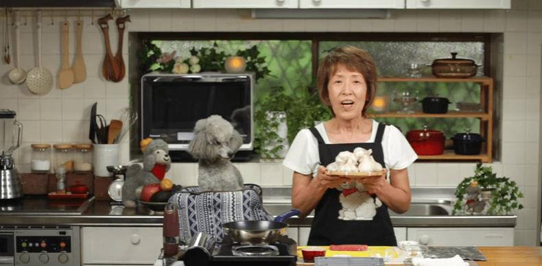 Legendary 'Cooking with Dog' Poodle Passes Away