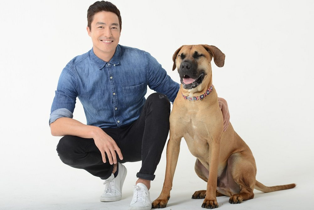 Criminal Minds' Daniel Henney Meets Dog Rescued from Meat Trade & Joins Calls to End the Trade