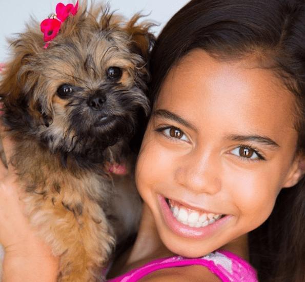 Raising Mochi: Asia Ray Monet Introduces Her Dog to K9 Magazine