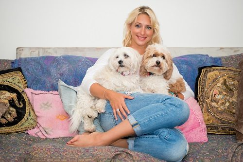 Ali Bastian, Molly and Mable Discover How Pet Friendly West Sussex Can Be