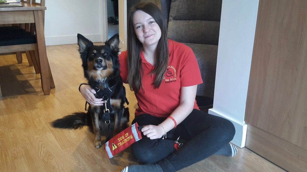 This Dog Owner Is Fighting Back After Being Told She Should Be 'Ashamed' for Having an Assistance Dog